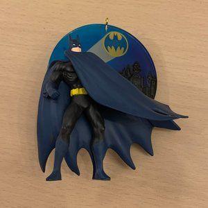 HallmarkOrnament Calling the Caped Crusader Batman